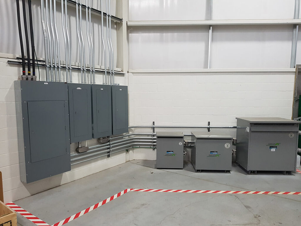 Commercial Installations by T&F Industrial Group in Stratford, Ontario