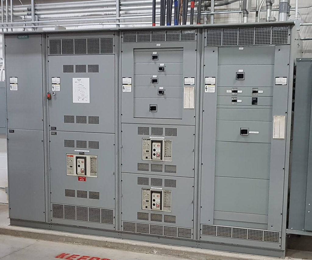 Commercial Electrical Installations by T&F Industrial Group in Stratford, Ontario