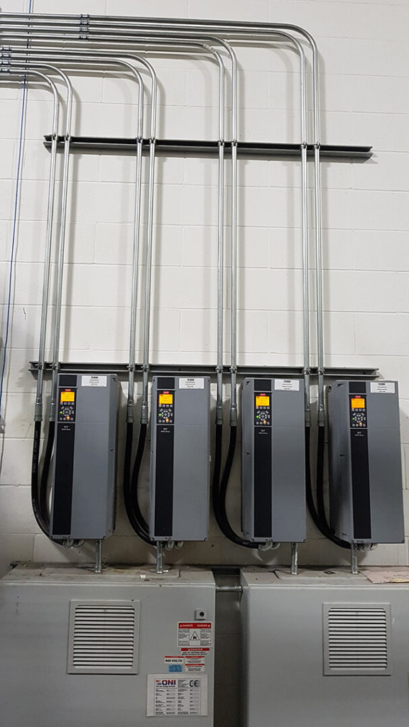 VFD Motor Controls by T&F Industrial Group in Stratford, Ontario